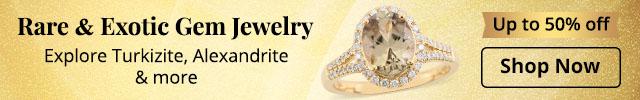 Rare & Exotic Gem Jewelry