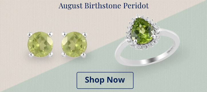 August Birthstone